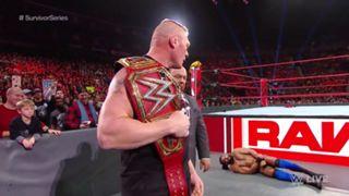 WWE, ロウ, #1329, レスナー
