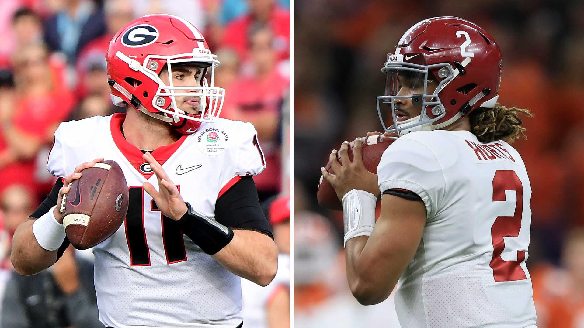 Alabama vs. Georgia predictions: SN picks the College Football Playoff winner