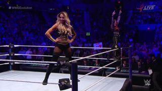 WWE PPV エボリューション トリッシュ リタ