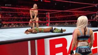 WWE ロウ #1315 ロンダ・ラウジー アレクサ・ブリス