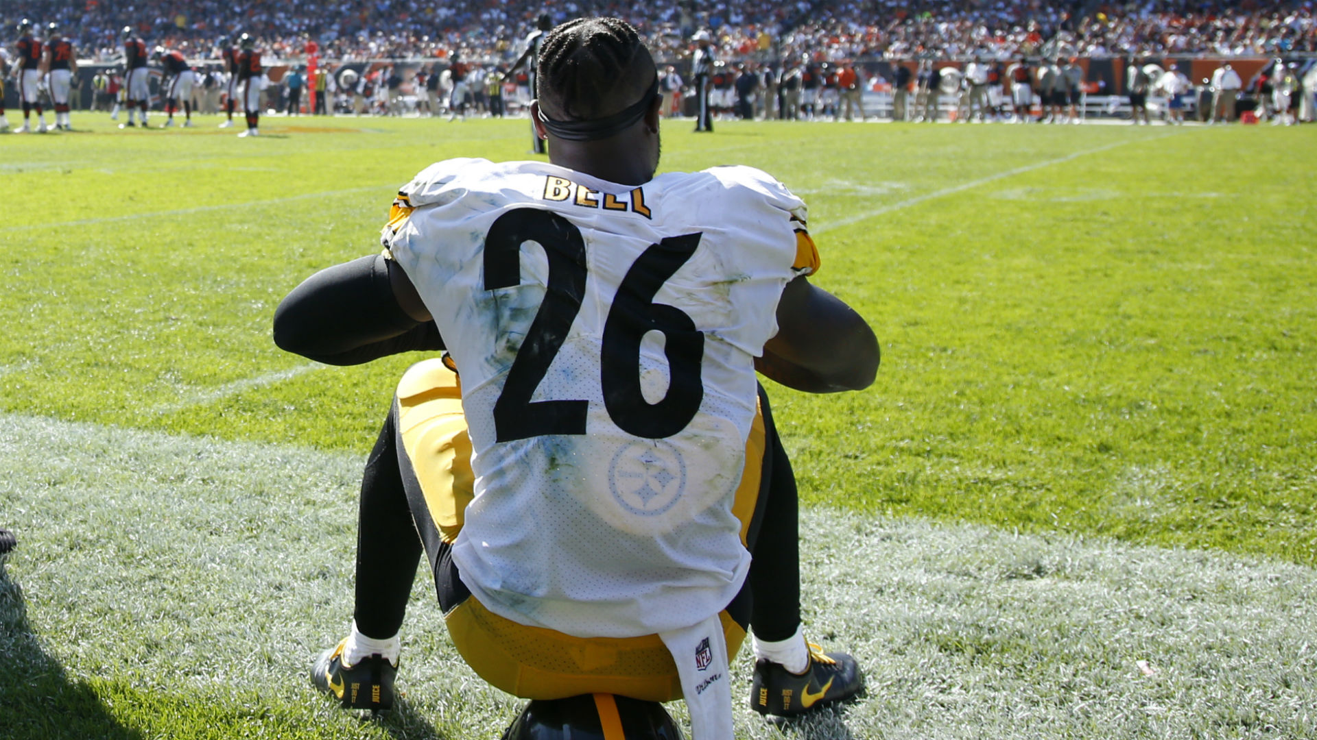 18a6712848cb Le Veon Bell s holdout has reached point of career-damaging consequences