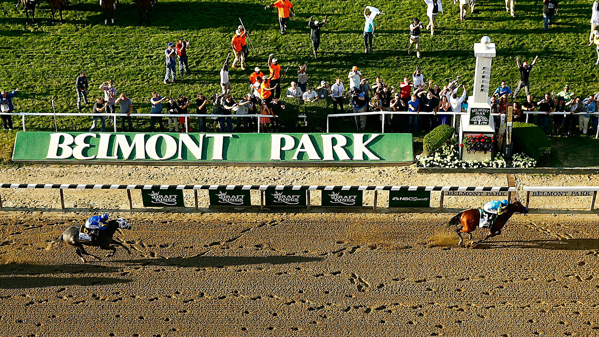 Belmont 2016: Live odds, entries, field, challengers to