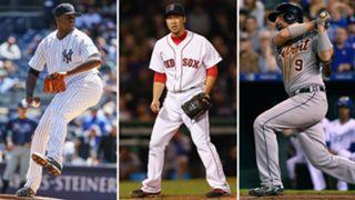 8799c57f827 Ranking the 2015 American League uniforms