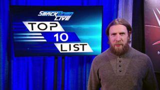 SD #964 Top 10 List