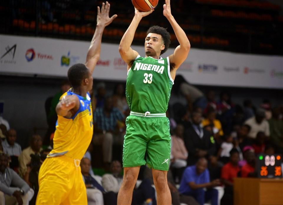 Jordan Nwora FIBA Nigeria