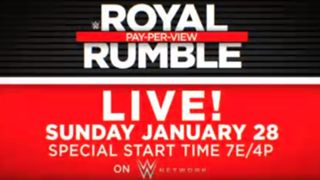 Royal Rumble teaser