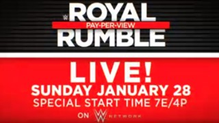 Royal Rumble teaser