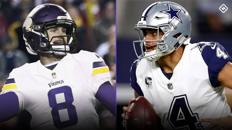 QBs with most to prove: Pressure's on for Cousins, Prescott, others in 2018