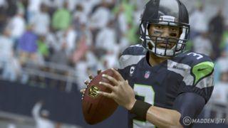 Madden NFL 17 Russell Wilson