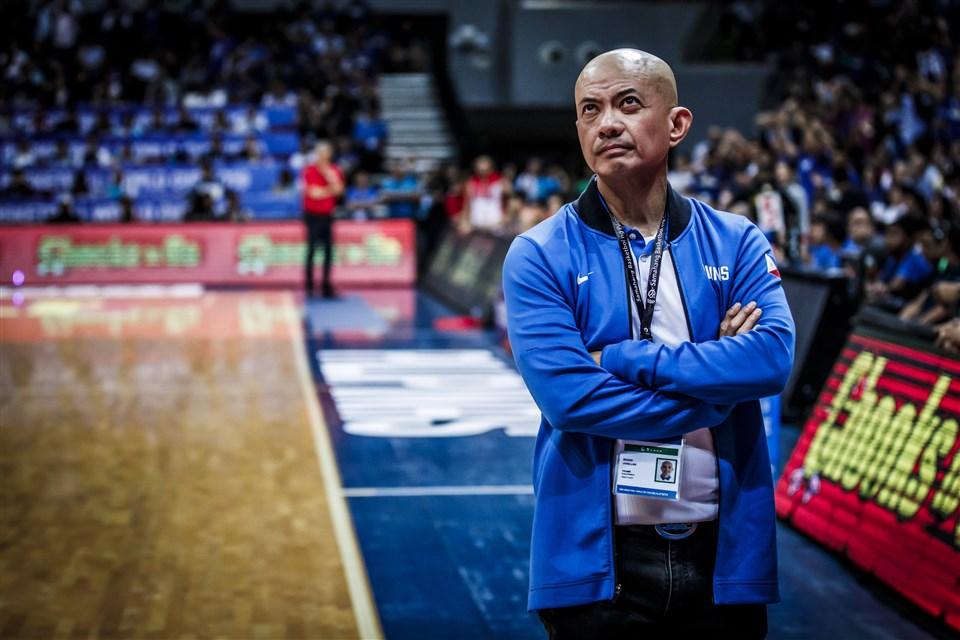 Philippines FIBA Coach