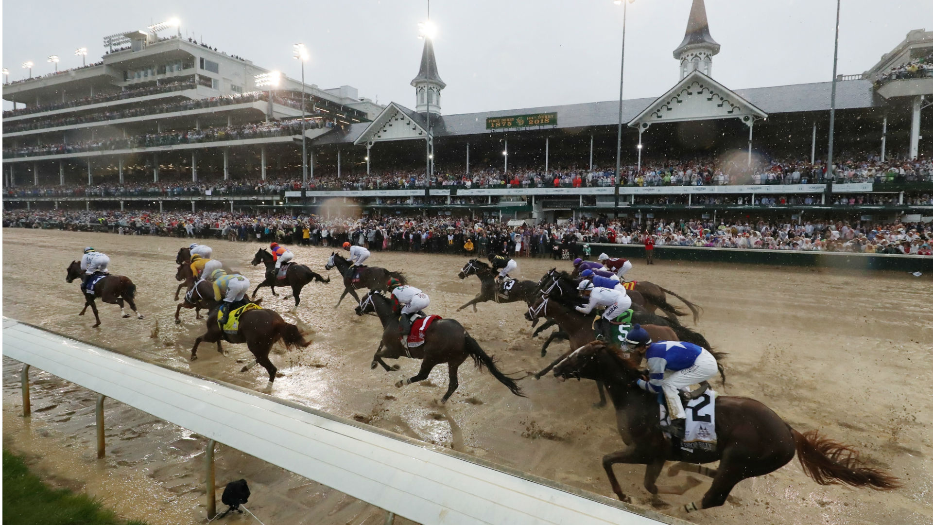 What time is the Kentucky Derby 2019? Post time, race start