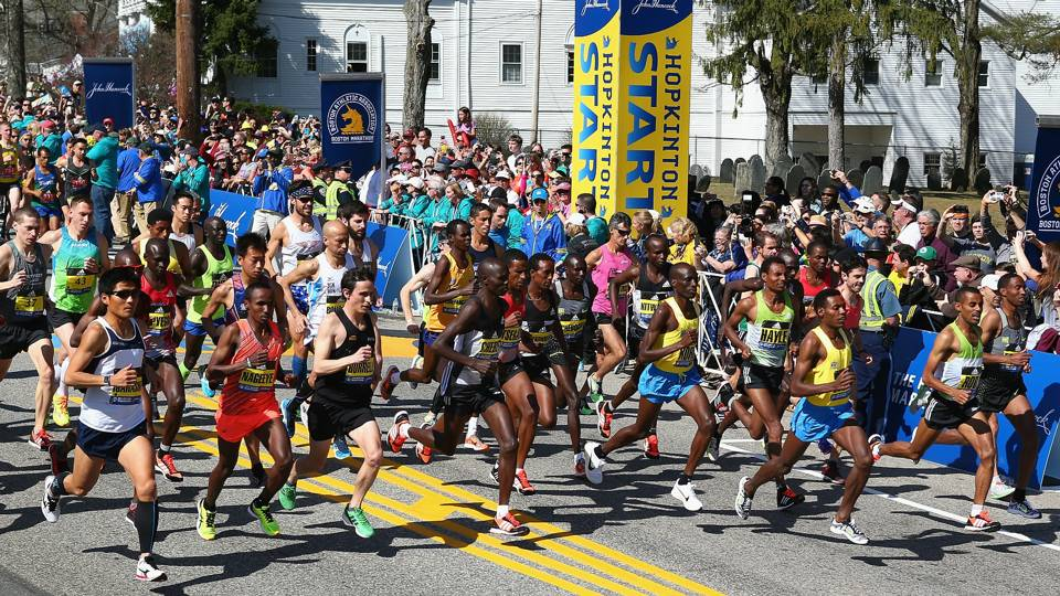 Boston Marathon 2019: Date, route, qualifying times, list of past winners