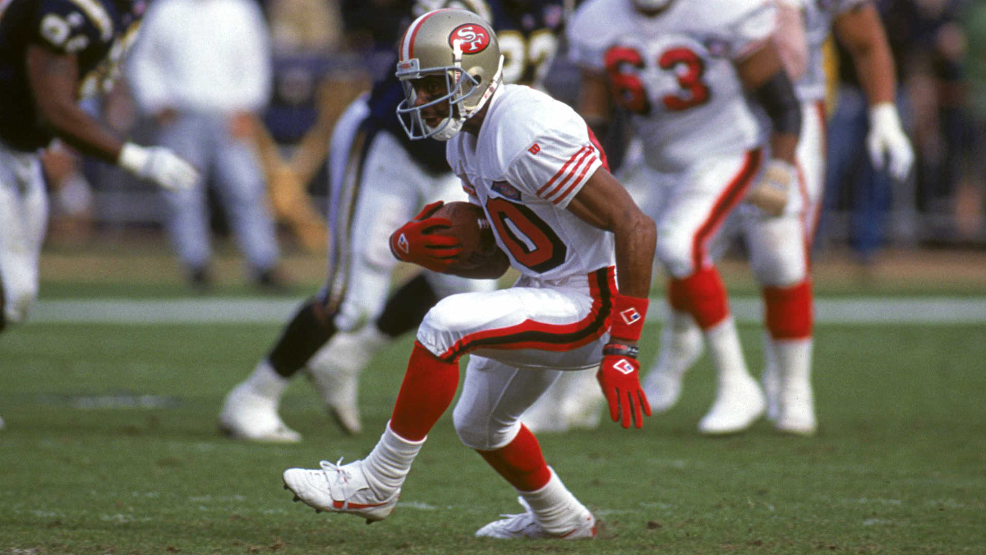 super popular ebe40 e8b8f 49ers go back to '90s glory days with throwback alternates ...