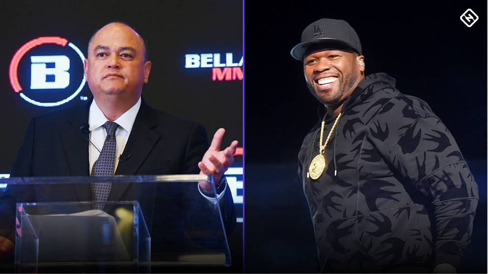 In partnership with Bellator, 50 Cent to pay $1 million to grand prix winner