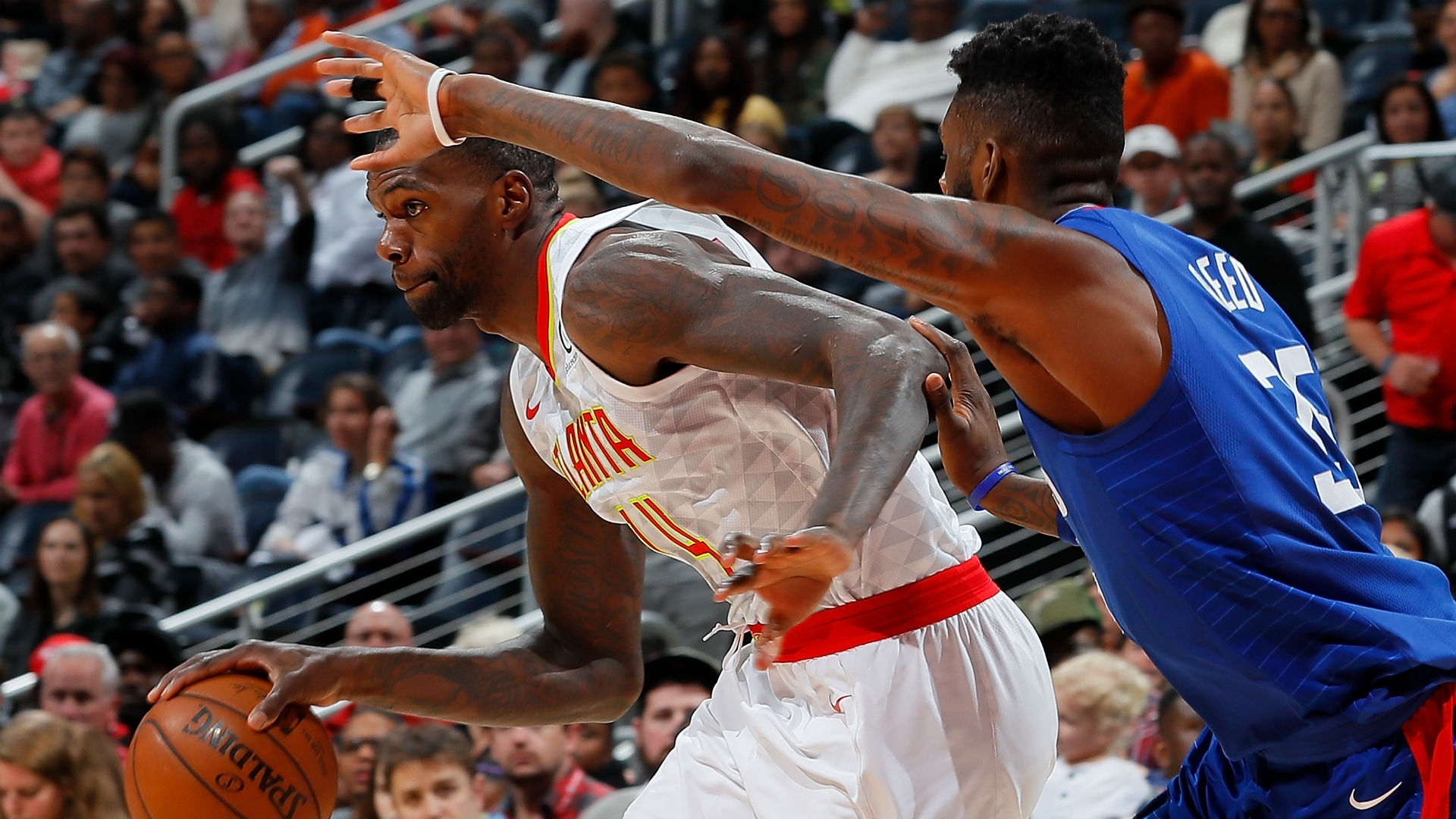 Dewayne Dedmon makes big strides (and maybe big money) by changing game within Hawks' system