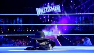 Undertaker is gone