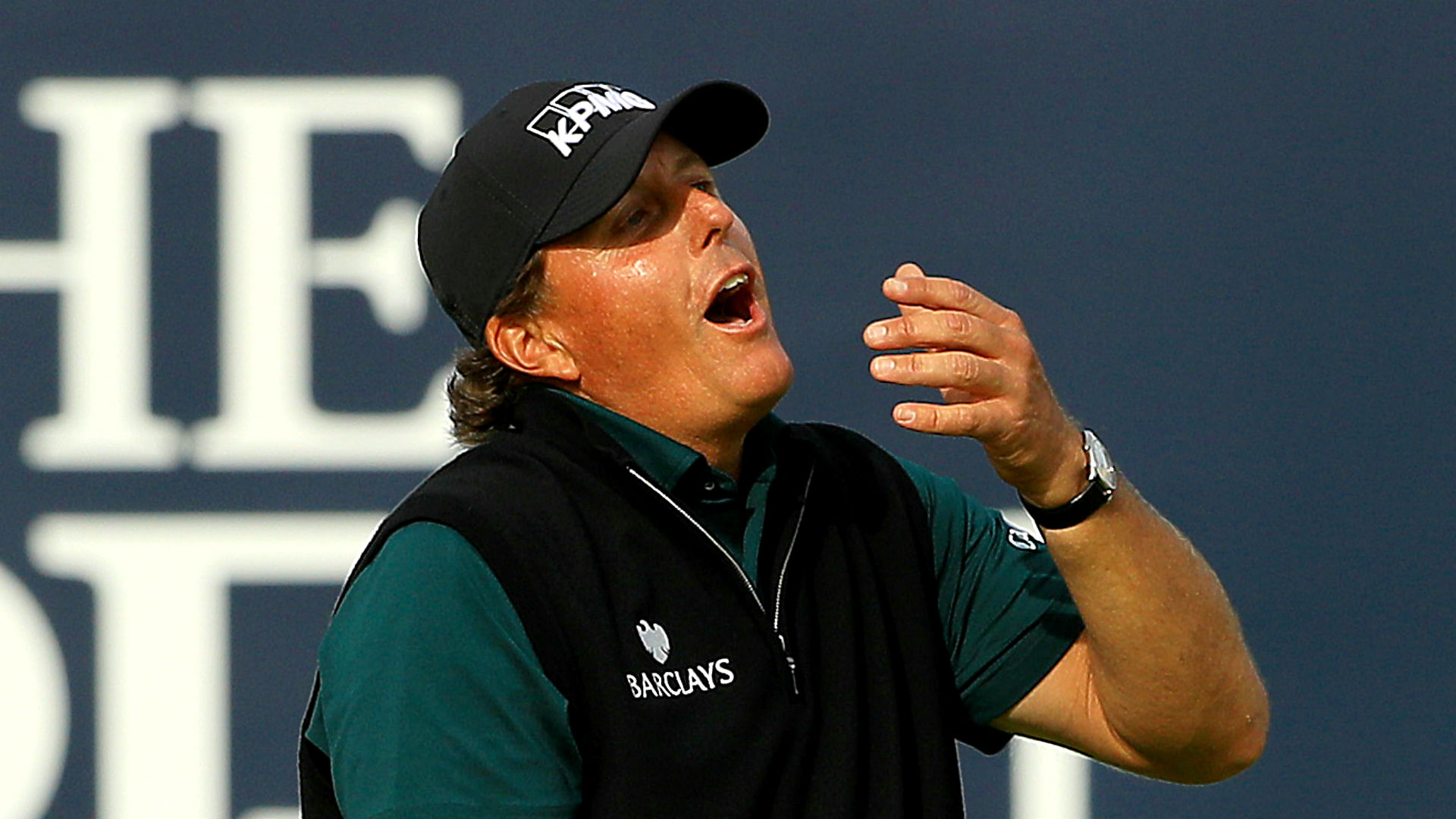Useful question is phil mickelson an ass think