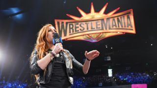 Lynch was determined to get into the main event of this year's WrestleMania.