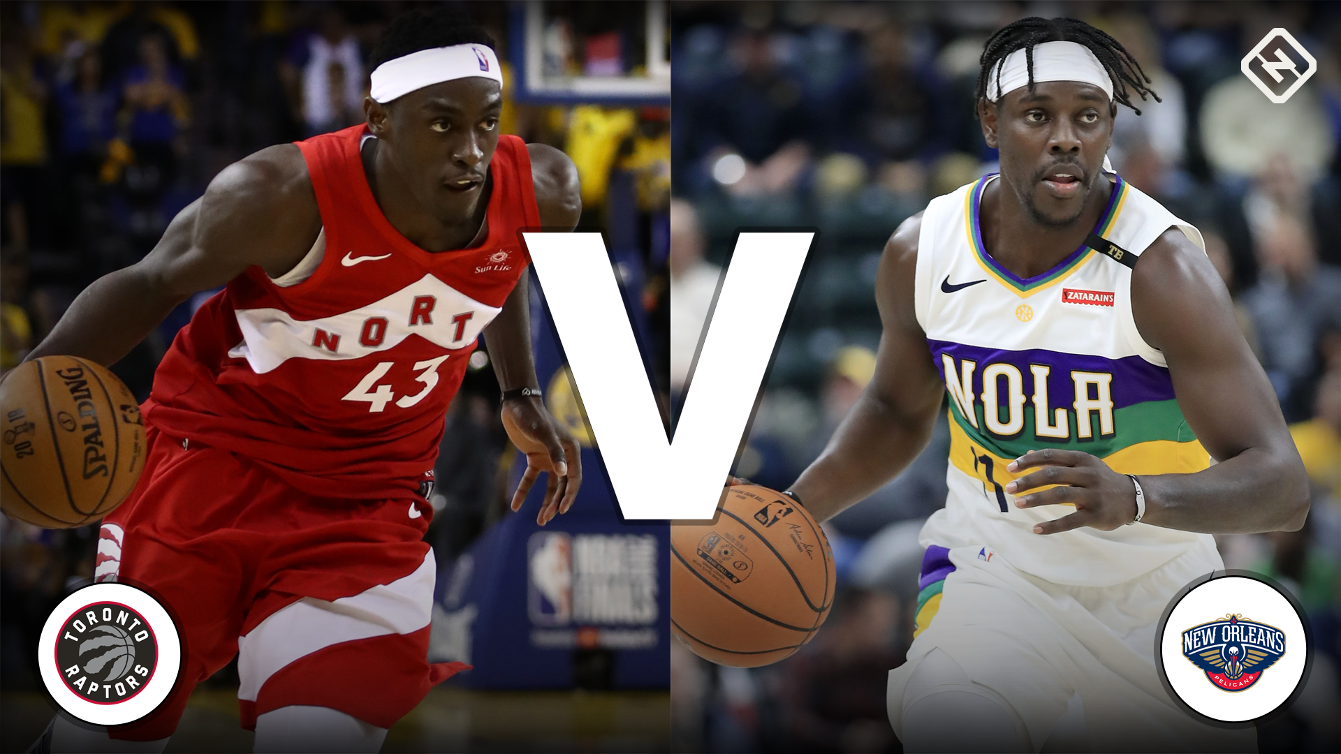 What channel is Raptors vs. Pelicans on tonight? Schedule, time for NBA Tip-Off 2019