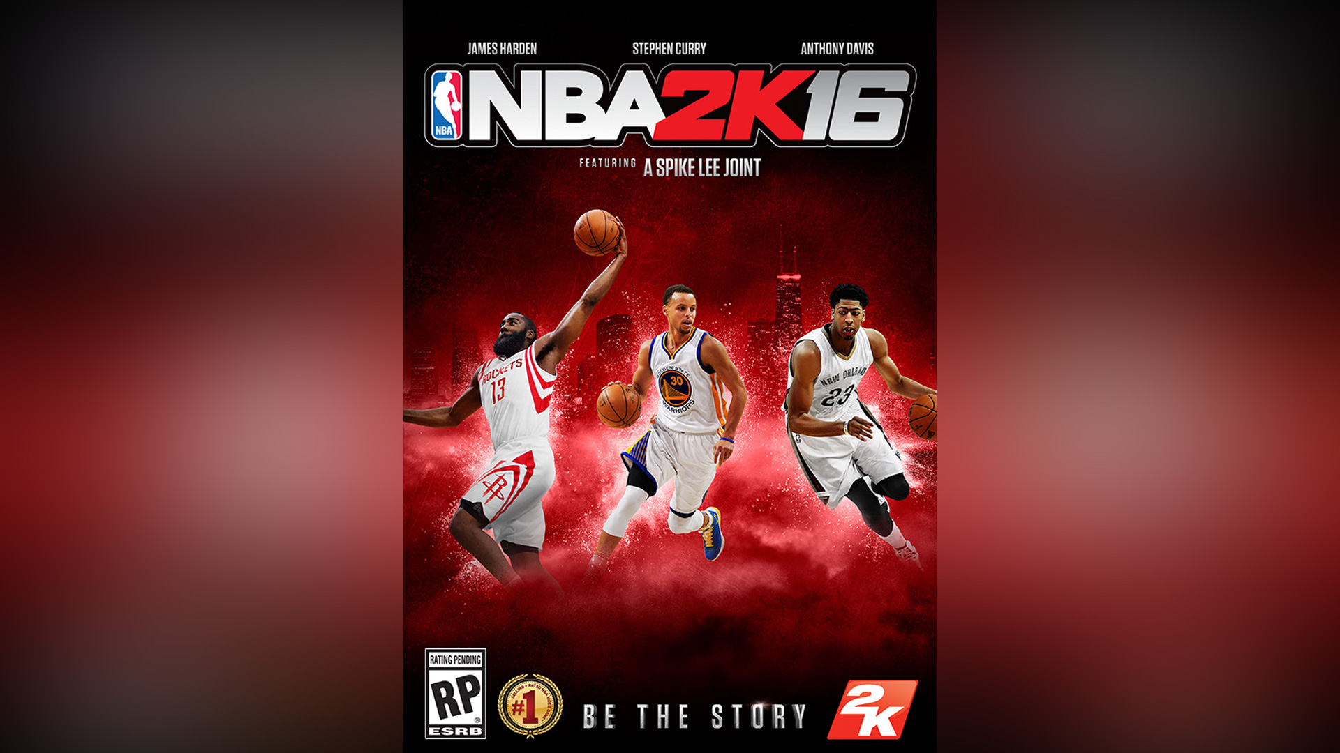 NBA 2K16 covers to feature Stephen Curry, James Harden