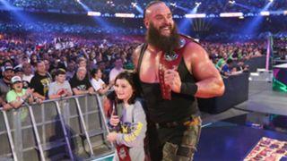 WWE 最年少王者 ニコラス ブラウン・ストローマン top