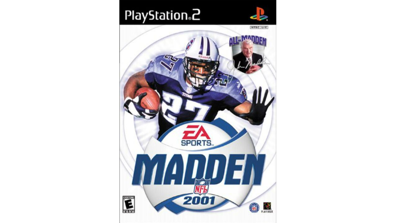 sports shoes af620 2f7e9 Madden' cover athletes since 2000: From Eddie George to ...