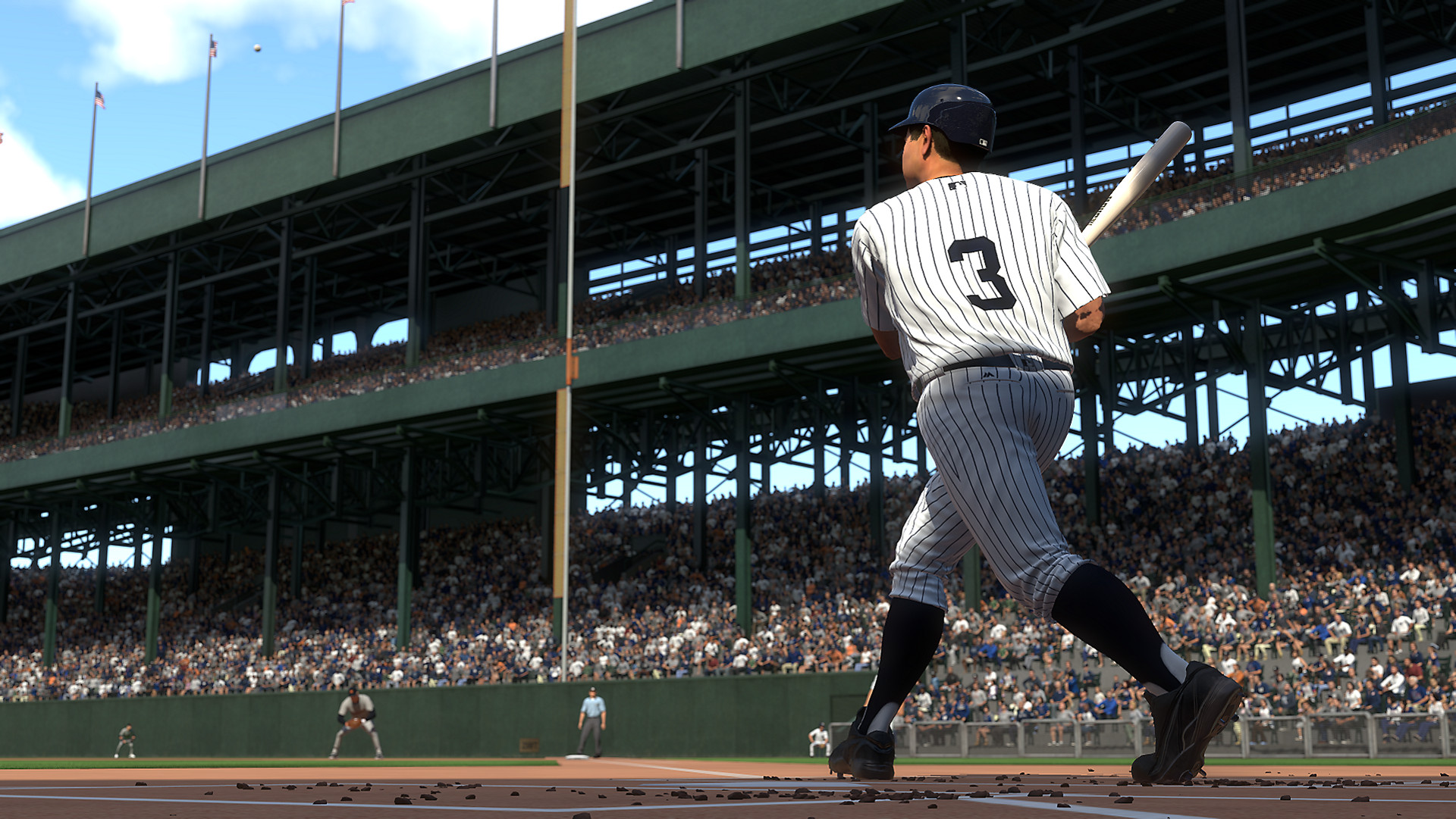 MLB The Show 18 Babe Ruth