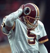 Washington Redskins: Heath Shuler, QB, Tennessee (No. 3 overall in 1994)