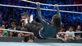 WWE バックラッシュ US王座戦 ジェフ・ハーディー ランディ・オートン