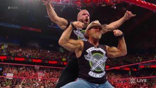 WWE ロウ #1324 DX