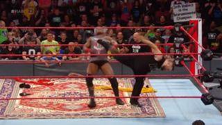 WWE ロウ #1319 ケビン・オーエンズ ボビー・ラシュリー