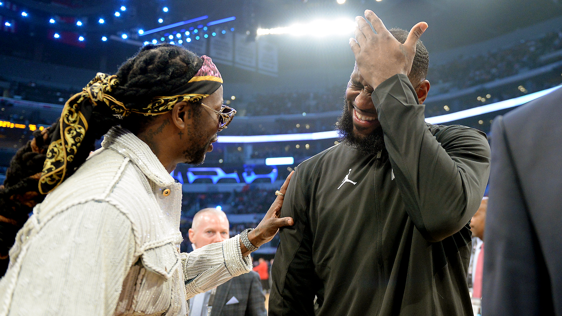 2 Chainz advocates for NCAA to pay players on LeBron James ...