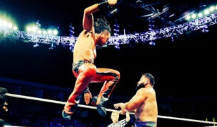WWEsmackdown中邑真輔