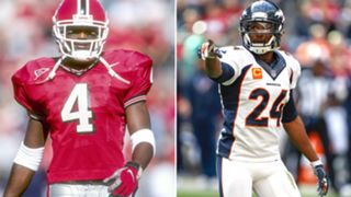 Georgia: CB Champ Bailey, Broncos, Redskins
