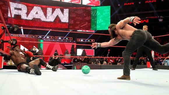 WWE, ロウ, #1335, ボビー・ラシュリー