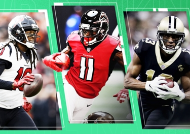 best nfl wr 2019 Ranking the NFL's top 25 wide receivers for 2019