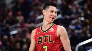 Jeremy Lin Atlanta Hawks