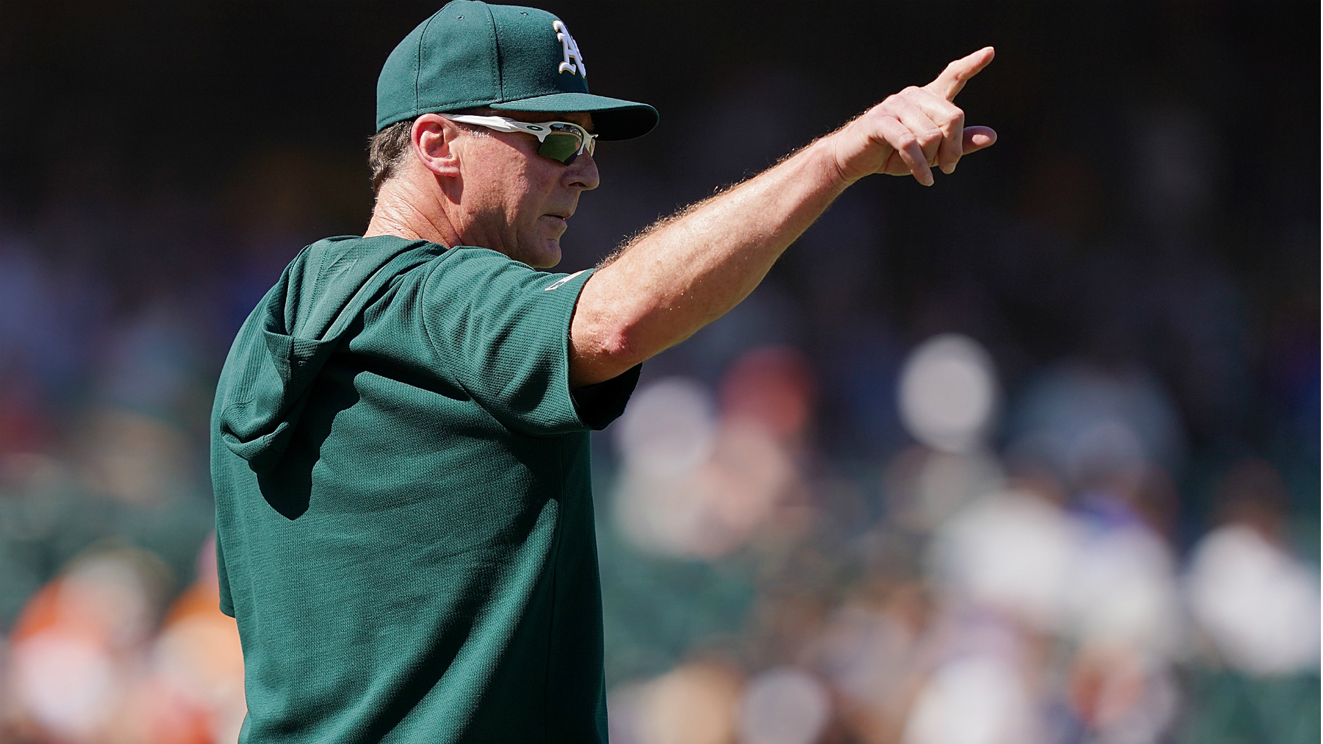 How A's manager Bob Melvin laid groundwork for another second-half surge