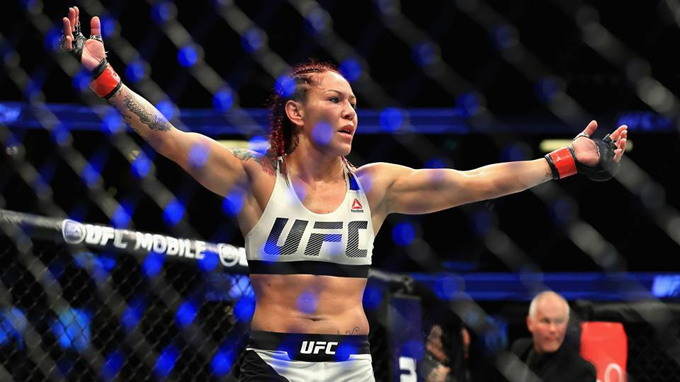 UFC 232: Cris 'Cyborg' Justino vs. Amanda Nunes superfight is a go