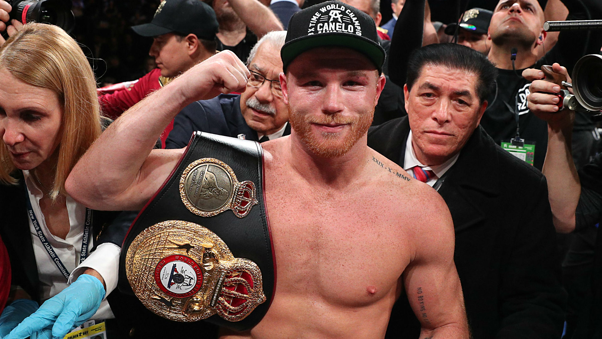 Why Canelo Alvarez should be crowned pound-for-pound king with convincing win over Daniel Jacobs