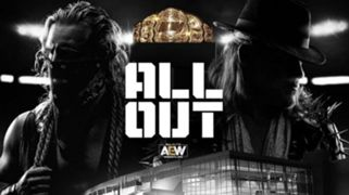 AEW All Out Jericho vs.Page
