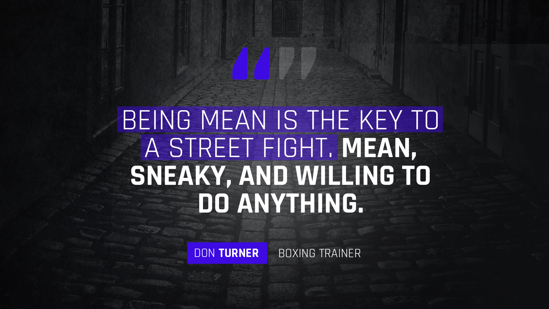 SN-Street Fighting Feature-Don Turner Quote-FTR