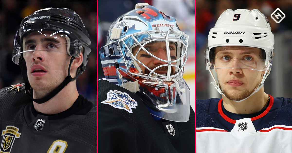 NHL Mixed Bag: Finding legitimacy among playoff contenders at season's midpoint