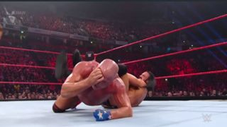 WWE ロウ #1328 マッキンタイア