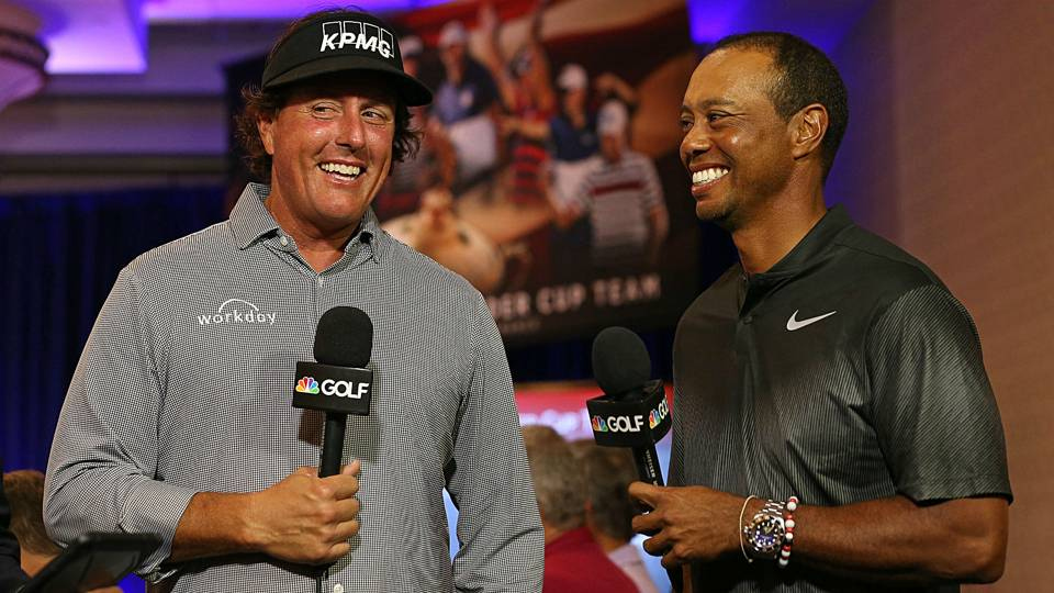 Tiger Woods vs. Phil Mickelson: Date, tee time, how to watch 'The Match'