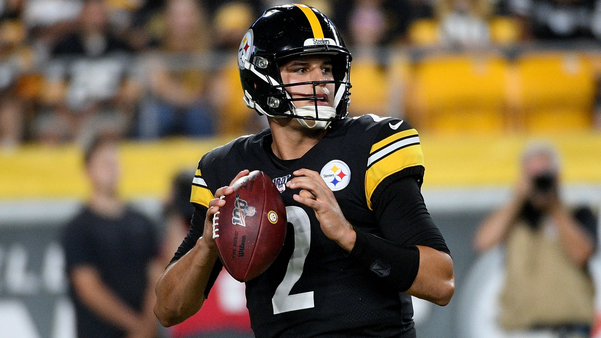 Who Is Mason Rudolph Four Things To Know About The Steelers
