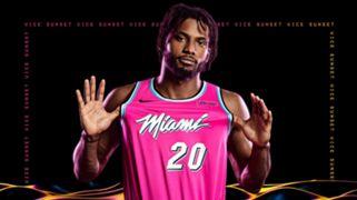 NBA Earned Edition Jersey