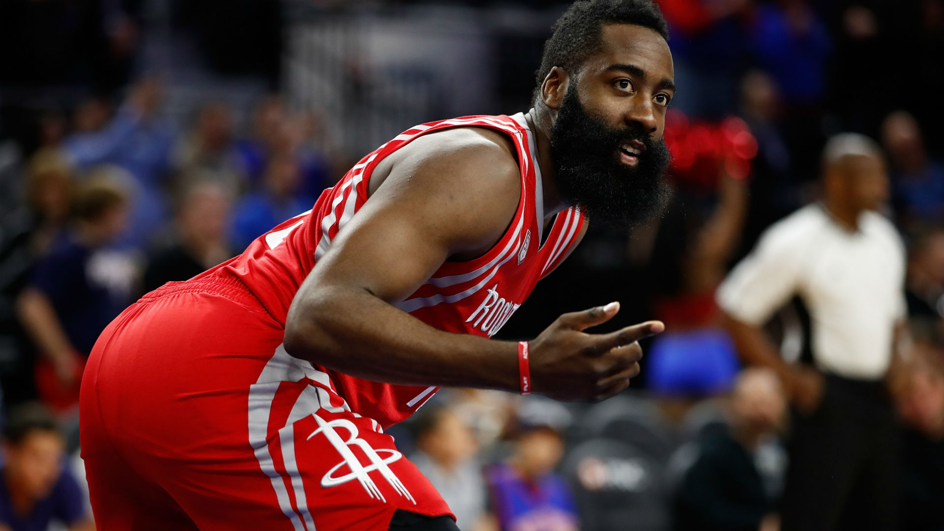 85ed545f402b James Harden reminds the world he s rich in new Foot Locker ad ...