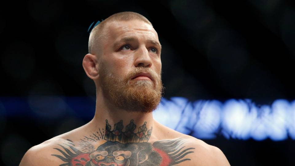 Conor McGregor opens as betting underdog against Khabib Nurmagomedov
