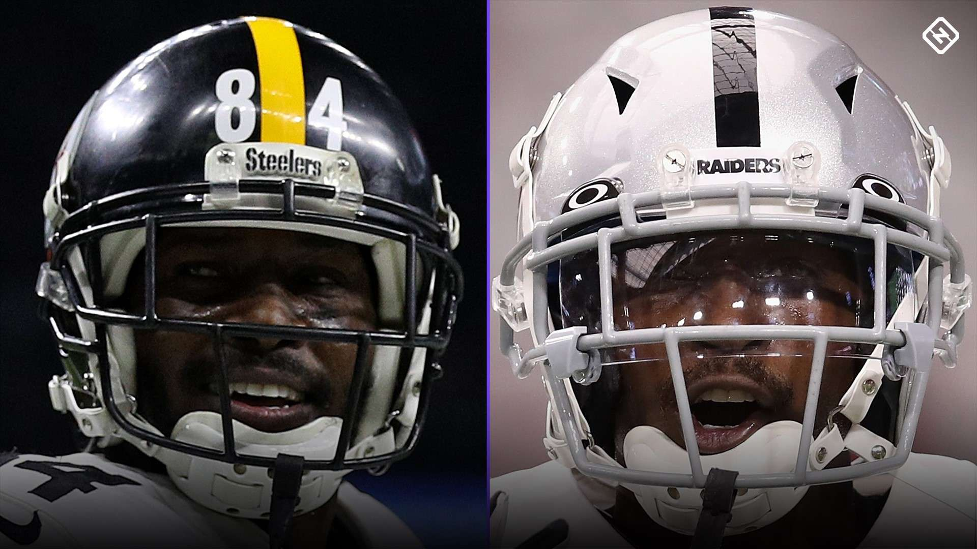 Image result for antonio brown helmet